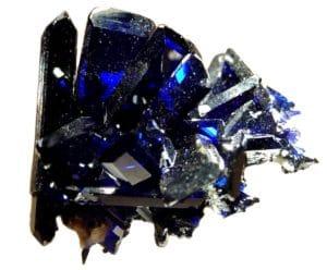 Azurite cristaux