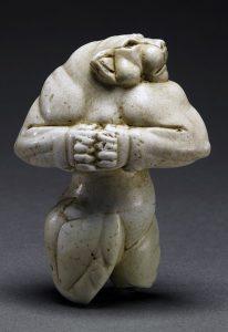 magnésite figurine