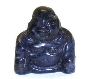 Bouddha en sodalite